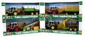 Traktor na frykcję z przyczepą Playme 34125