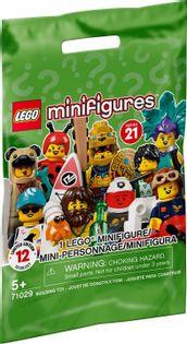 LEGO MINIFIGURES 71029 Minifigurki Seria 21