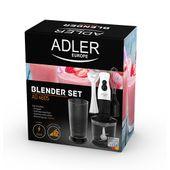 BLENDER KUCHENNY RĘCZNY wielofunkcyjny ADLER 200W zdjęcie 6