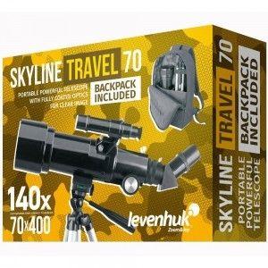Teleskop Levenhuk Skyline Travel 70  M1 zdjęcie 2