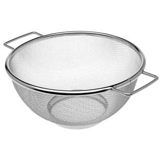 Cedzak Kuchenny Stalowy 20Cm Sitko Excellent Houseware 120630