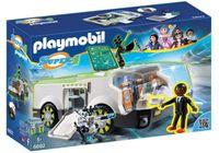 Kameleon techno z agentem Gene 6692 5+ Playmobil