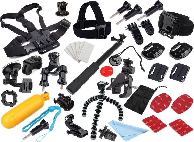 Zestaw uchwytów uchwyty akcesoria do kamer Sony Action Cam zdjęcie 1