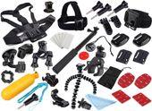 Zestaw uchwytów uchwyty akcesoria do kamer Sony Action Cam