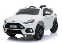 Auto na akumulator Ford Focus RS Białe