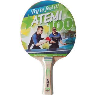 Rakietka do ping ponga New Atemi 100 concave