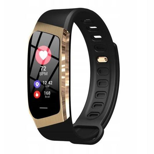 Smartband E18 Opaska Fit Smartwatch Pulsometr Ios zdjęcie 1