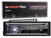 Radio samochodowe Voice Kraft VK-8618BT blue z bluetooth USB/SD/Aux