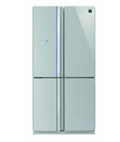 Lodówka Sharp SJ-FS810V-SL