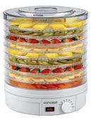 Concept SO 1020 Duża suszarka do warzyw owoców grzybów 9 sit