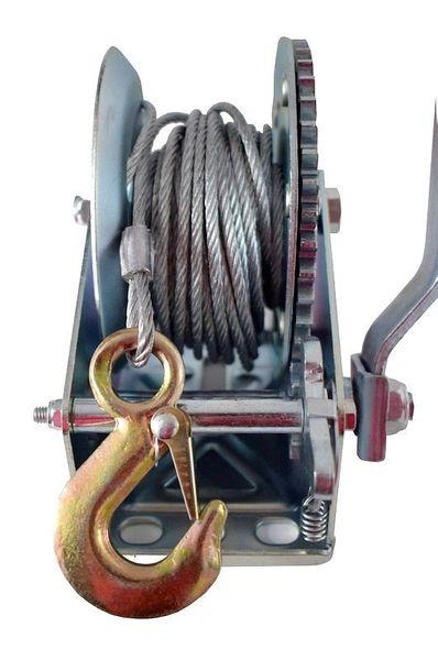 Wyciągarka ręczna liniowa profesjonalna udźwig do 450kg 17233 na Arena.pl