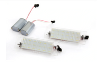 Podświetlenie tablicy rejestracyjnej LED Opel Insignia, Adam, Astra, Vectra, Corsa, Meriva, Vectra, Zafira, Tigra - PZD0057