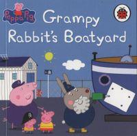 Peppa Pig - Mini Book - Grampy Rabbit's Boatyard