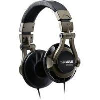 Słuchawki Shure SRH550DJ Czarna