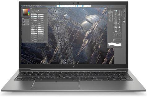 Hp Zbook Firefly 14 G7 14/16Gb/i5-10210U/ssd256Gb/nvidia Quadro P520/w10P/srebrno-Czarny