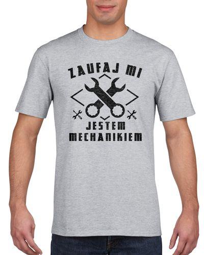 Koszulka męska ZAUWAJ MI JESTEM MECHANIKIEM s XL na Arena.pl