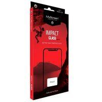 MS ImpactGLASS Edge 3D iPhone Xs Max/ 11 Pro Max czarny/black HybrydGlass 8H