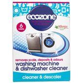 Ecozone Tabletki do odkamieniania pralek i zmywarek - 6 sztuk