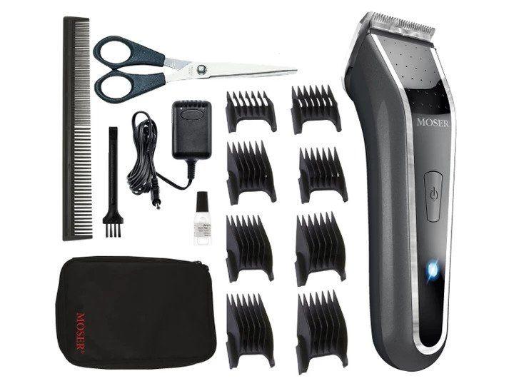 Maszynka do strzyżenia Moser 1901-0460 Lithium Pro LED Maszynka do włosów zdjęcie 4