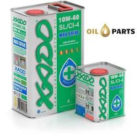 XADO ATOMIC OIL 10W40 SL/CI-4 5L