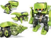 Solarny Dinozaur 4w1 Zabawka edukacyjna ZA1082 zdjęcie 7