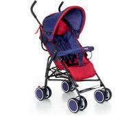 Wózek spacerowy Moolino Compact Parasolka czerwono-granatowy