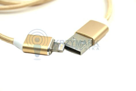 KABEL MAGNETYCZNY IPHONE USB 5 6 7 S 1M 6S na Arena.pl