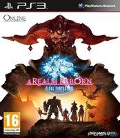 Final Fantasy XIV (14) A Realm Reborn - PS3