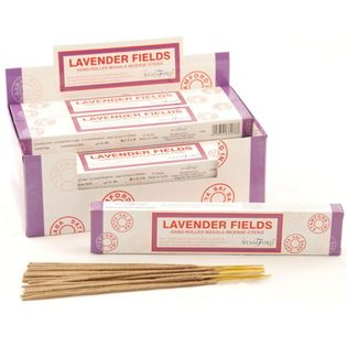 Kadzidełka Stamford Masala - LAWENDOWE POLE Lavender Fields