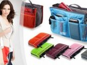 Organizer do torebki kosmetyczka 4 kolory iko