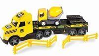 Magic Truck Technic laweta z betoniarką Wader 36460