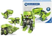 Robot Dinozaur SOLARNY Kreatywna Zabawaka 4w1