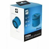 Głośnik bluetooth iFrogz Audio Coda Speaker Wireless niebieski/blue 29103
