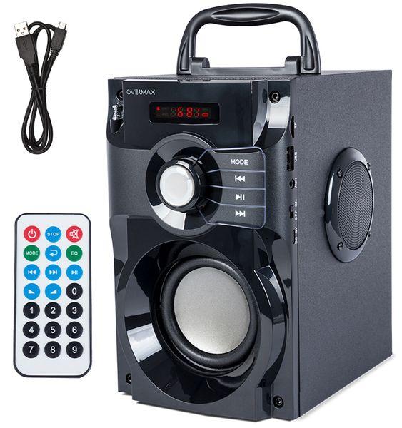 GŁOŚNIK Bluetooth Soundbeat 2.0 USB SD AUX RADIO przenośny zdjęcie 1