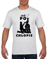 Koszulka męska WIECZOR KAWALERSKI PO CHLOPE L