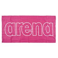 ARENA RĘCZNIK MIKROFIBRA GYM SMART TOWEL FRESIA ROSE-WHITE 100X50 CM