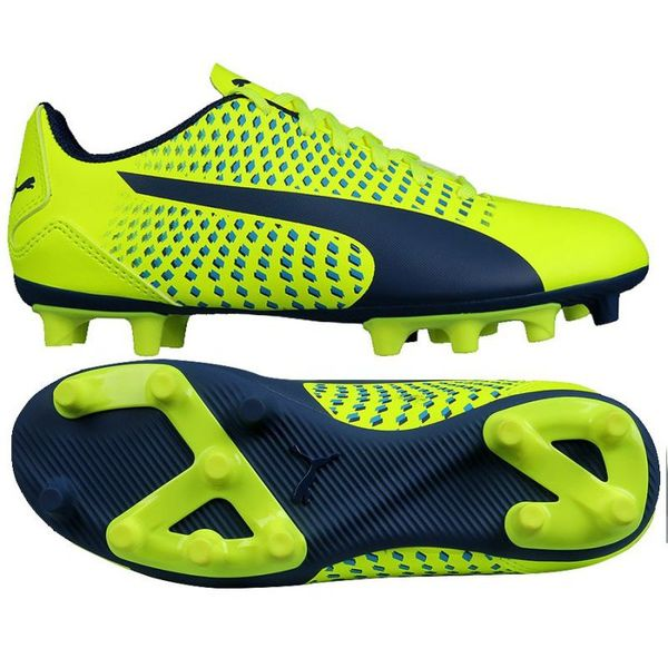 Buty piłkarskie Puma Adreno Iii Fg Safety r.28,5