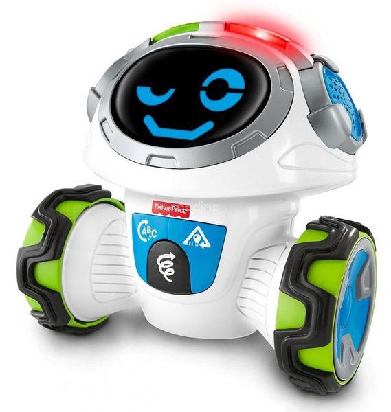 Movi Mistrz Zabawy Robot Interaktywny Fisher Price FKC36 zdjęcie 3