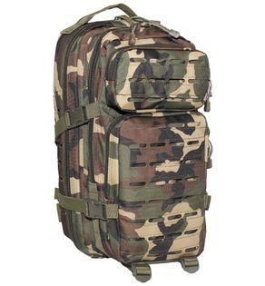 "Plecak US Assault I ""Laser"" woodland"