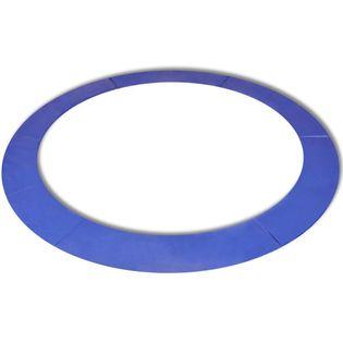 Osłona Na Sprężyny Do Okrągłych Trampolin 4,57 M, Pe, Niebieska