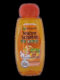 Garnier Wahre Schatze Kinder szampon dla dzieci morela