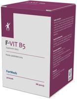 F-Vit B5 Kwas pantotenowy 200mg 60 porcji 42g ForMeds