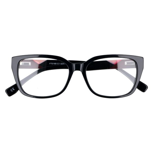Damskie oprawki okularowe okulary korekcyjne zdjęcie 1