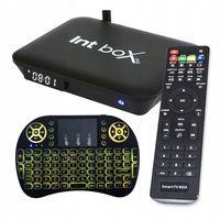 INT BOX I8 Pro Android 6.0 TV BOX | RAM 2GB | HDD 8GB
