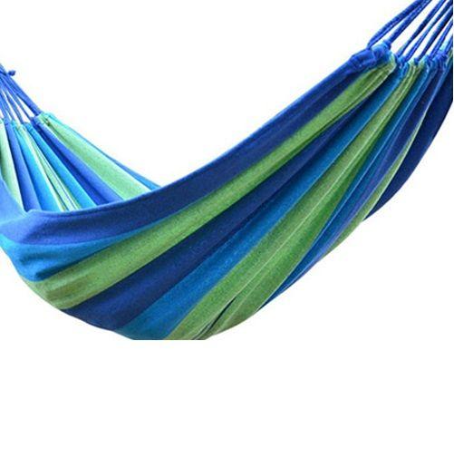 hamak dwuosobowy 220x160cm XXL ogrodowy kolory zdjęcie 1