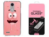 LG K8 2017   Etui smartfon CASE + Szkło