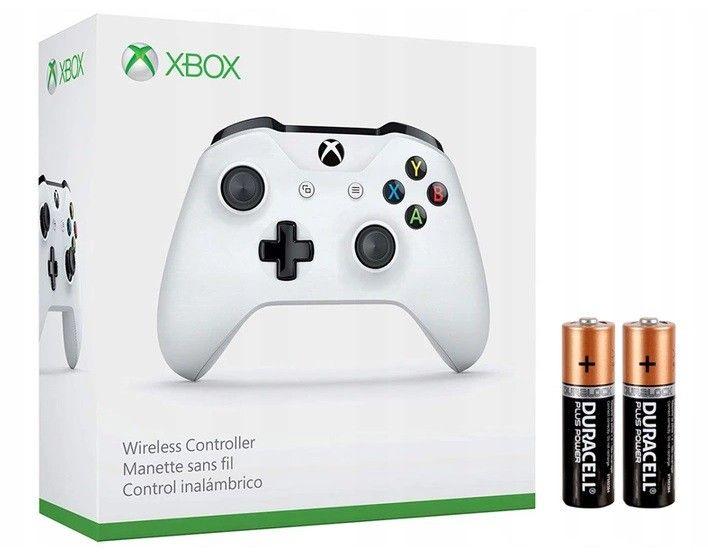 NOWY Oryginalny kontroler Pad Xbox One S Biały zdjęcie 2