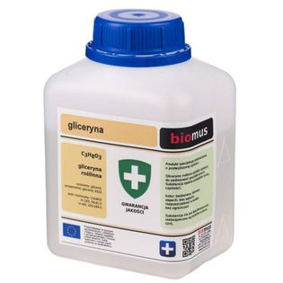Gliceryna roślinna farmaceutyczna 500g