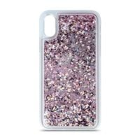 CASE ETUI LIQUID GLITTER TPU IPHONE 6 / IPHONE 6S FIOLETOWY