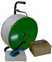 12mm TAŚMA spinająca do pakowania BANDOWANIA BANDOWNICA ZESTAW
